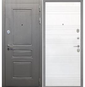 Дверь Интекрон Брайтон ФЛ-316 (Белый ясень)