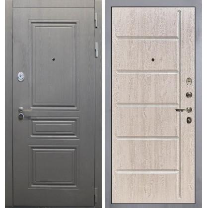 Дверь Интекрон Брайтон ФЛ-102 (Сосна белая)
