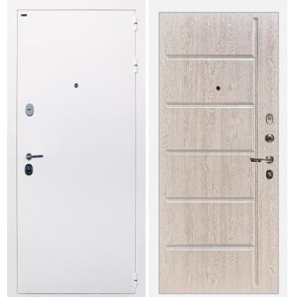 Дверь Интекрон Колизей White (белая) Фл-102 (Сосна белый)