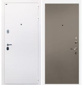 Дверь Интекрон Колизей White / белая (Силк муссон)