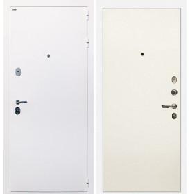 Дверь Интекрон Колизей White / белая (Силк жасмин)