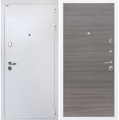 Дверь Интекрон Колизей White / белая (Дуб тоскано)