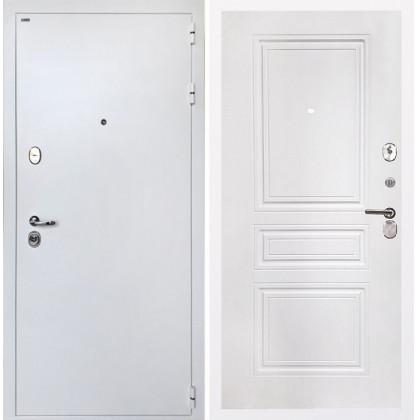 Дверь Интекрон Колизей White (белая) ФЛ-243-м (Белая матовая)