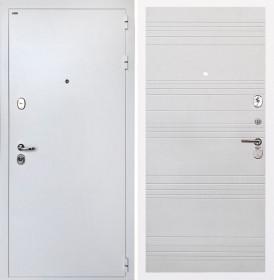 Дверь Интекрон Колизей White (белая) ФЛ-316 (Белый ясень)