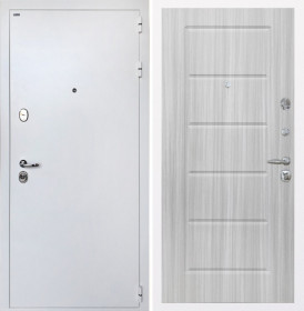 Дверь Интекрон Колизей White (белая) Фл-39 (Сандал белый)