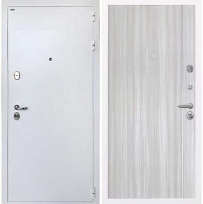 Дверь Интекрон Колизей White (белая) В-07 (Сандал белый)