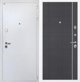 Дверь Интекрон Колизей White (белая) В-07 (Венге)