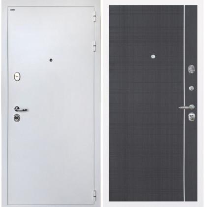 Дверь Интекрон Колизей White (белая) L-6 (Венге)