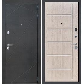 Дверь Интекрон Сенатор Лучи-М Фл-102 (Сосна белая)