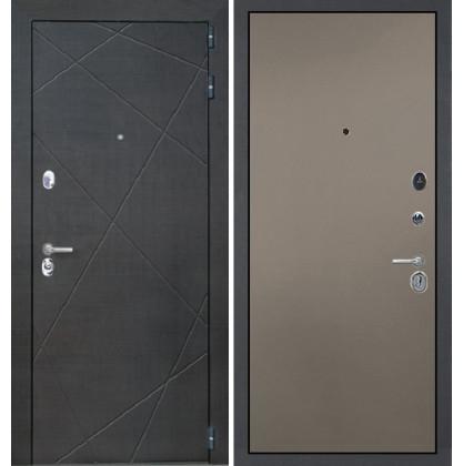 Дверь Интекрон Сенатор Лучи-М (Силк муссон)
