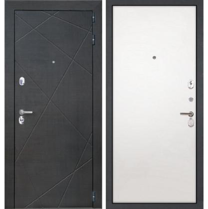 Дверь Интекрон Сенатор Лучи-М (Силк сноу)