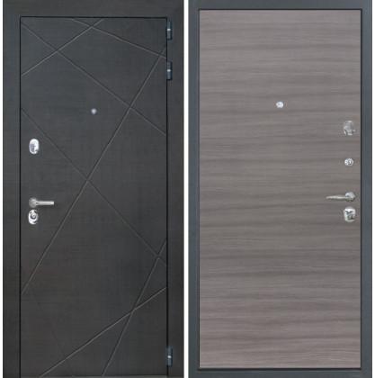 Дверь Интекрон Сенатор Лучи-М (Дуб тоскано)