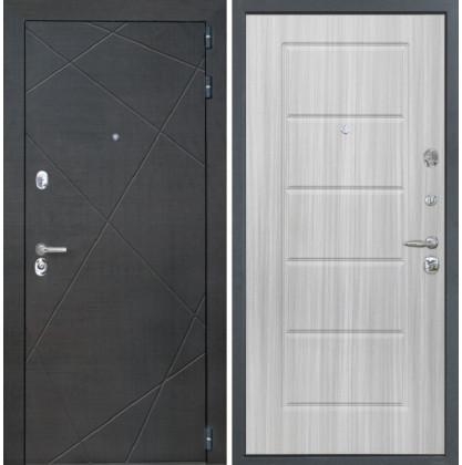Дверь Интекрон Сенатор Лучи-М Фл-39 (Сандал белый)