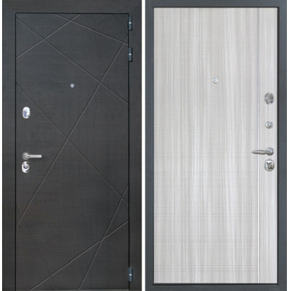 Дверь Интекрон Сенатор Лучи-М L-5 (Сандал белый)
