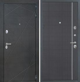 Дверь Интекрон Сенатор Лучи-М В-07 (Венге)