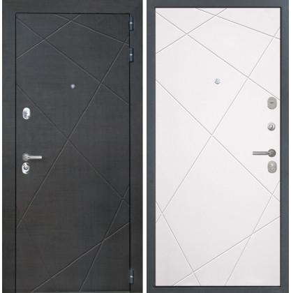 Дверь Интекрон Сенатор Лучи-М (Софт милк)