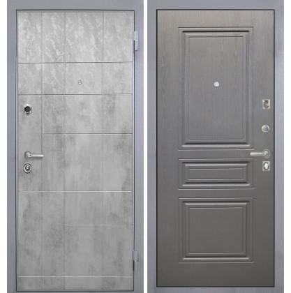 Дверь Интекрон Спарта Грей ФЛ-243 (Графит вуд дуб)
