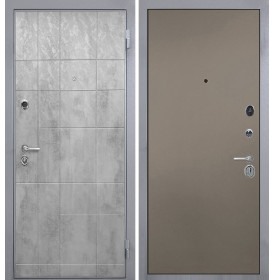 Дверь Интекрон Спарта Грей (Силк муссон)