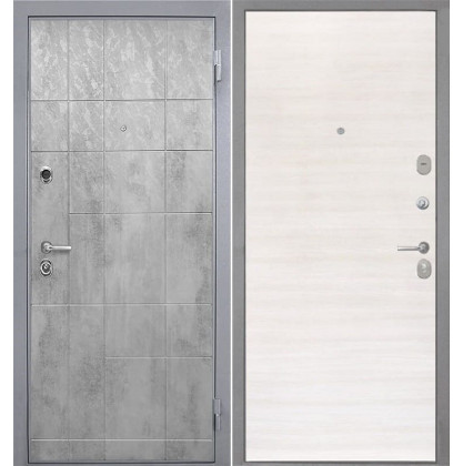 Дверь Интекрон Спарта Грей (Дуб сильвер поперечный)