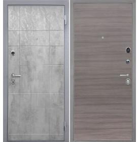 Дверь Интекрон Спарта Грей (Дуб тоскано поперечный)