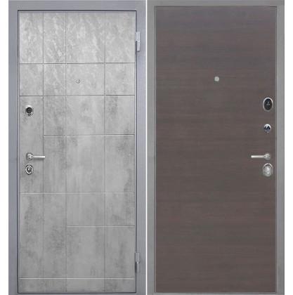 Дверь Интекрон Спарта Грей (Эковенге поперечный)