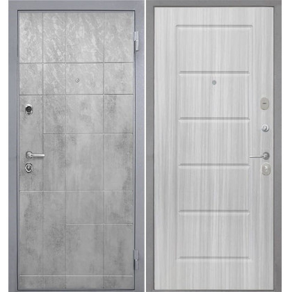 Дверь Интекрон Спарта Грей ФЛ-39 (Сандал белый)