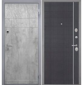 Дверь Интекрон Спарта Грей L-6 (Венге)