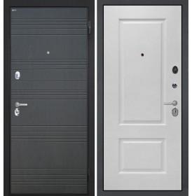 Дверь Интекрон Спарта ФЛ-316 Альба эмаль RAL-9003 (Сигнально белый)
