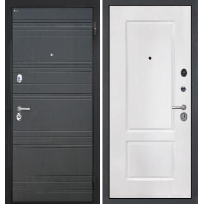 Дверь Интекрон Спарта ФЛ-316 КВ-2 (Белая матовая)