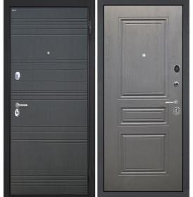 Дверь Интекрон Спарта ФЛ-316 ФЛ-243-м (Графит вуд дуб)