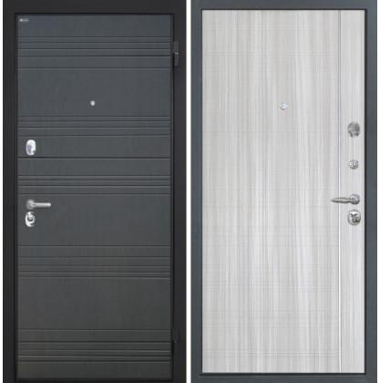 Дверь Интекрон Спарта ФЛ-316 L-5 (Сандал белый)
