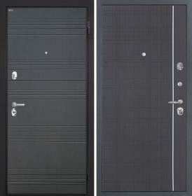 Дверь Интекрон Спарта ФЛ-316 В-07 (Венге)
