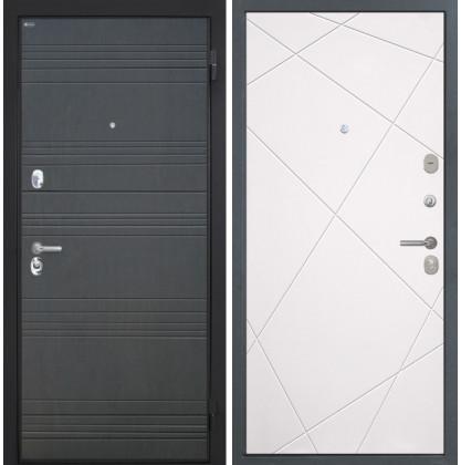 Дверь Интекрон Спарта ФЛ-316 Лучи-М (Софт милк)
