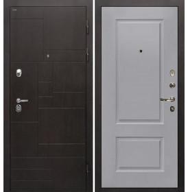 Дверь Интекрон Веста Альба эмаль RAL-7037 (Пыльно серый)