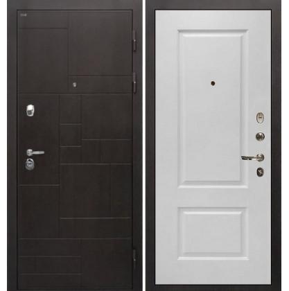 Дверь Интекрон Веста Альба эмаль RAL-9003 (Сигнально белый)