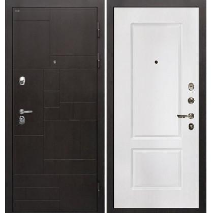 Дверь Интекрон Веста КВ-2 (Белый матовый)