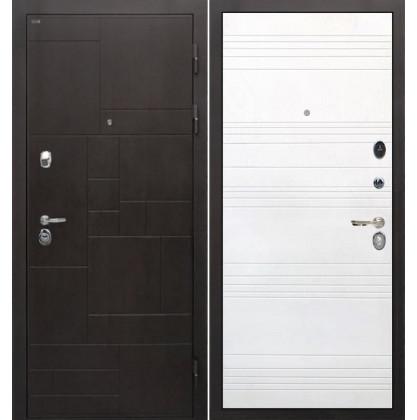 Дверь Интекрон Веста ФЛ-316 (Белый ясень)