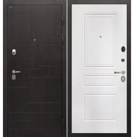 Дверь Интекрон Веста ФЛ-243 (Белый матовый)