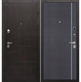 Дверь Интекрон Веста L-6 (Венге)
