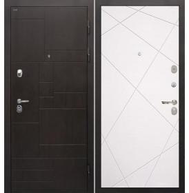 Дверь Интекрон Веста Лучи-М (Софт милк)