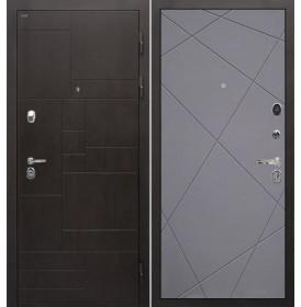 Дверь Интекрон Веста Лучи-М (Софт графит)