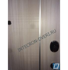 Дверь Интекрон Неаполь В-07 (Сандал белый)