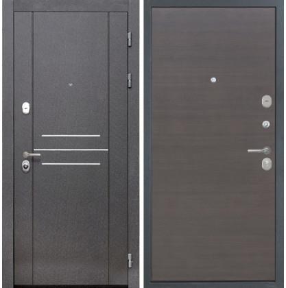 Дверь Интекрон Сенатор Лофт (Эко венге)