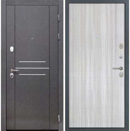Дверь Интекрон Сенатор Лофт L-5 (Сандал белый)