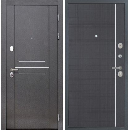 Дверь Интекрон Сенатор Лофт В-07 (Венге)