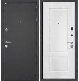 Дверь Интекрон Колизей КВ-2 (Белая матовая)
