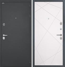 Дверь Интекрон Колизей Лучи-М (Софт милк)