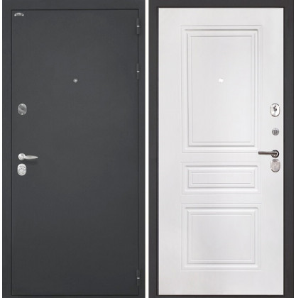 Дверь Интекрон Колизей ФЛ-243 (Белая матовая)