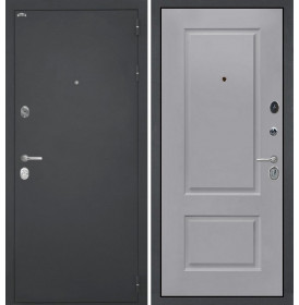 Дверь Интекрон Греция Альба эмаль RAL-7037 (Пыльно серый)