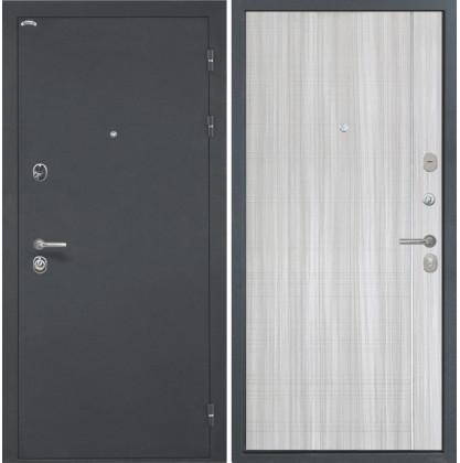 Дверь Интекрон Греция L-5 (Сандал белый)